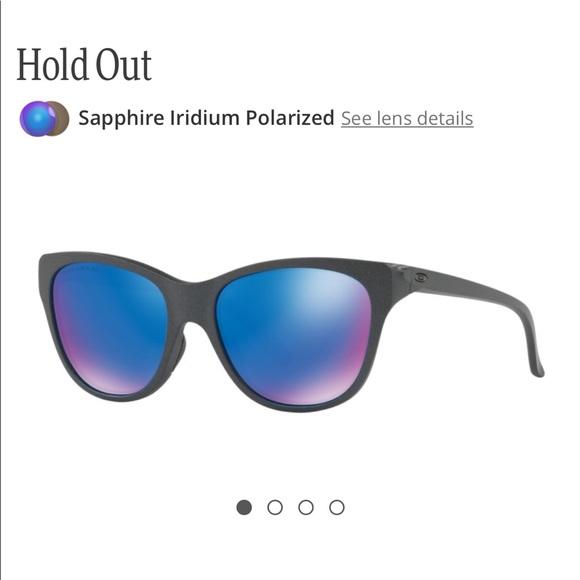 "ae02120e25 Oakley Women's Sunglasses ""Hold Out"""